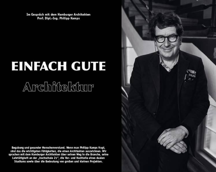 Dezember 2019 - 'Einfach gute Architektur'