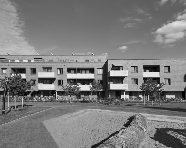 September 2016 - Fibigerstrasse Fertigstellung des 1.Bauabschnitts