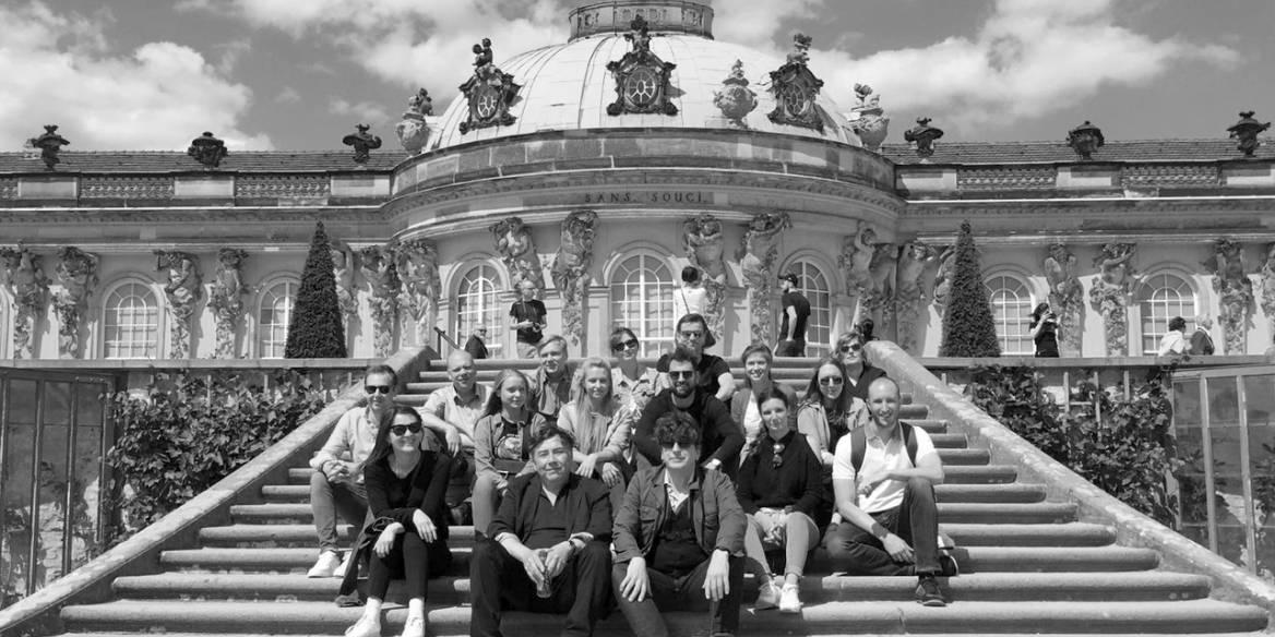 Mai 2019 - Architekt(o)ur Exkursion Berlin