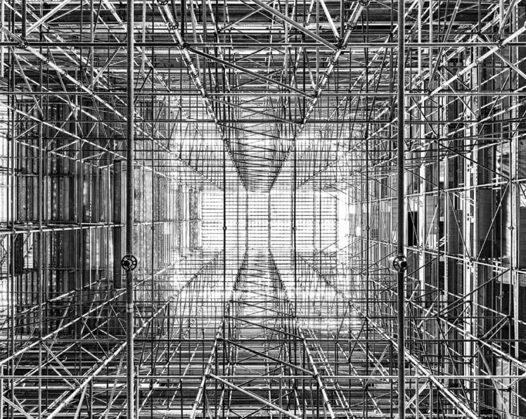 Mai 2021 - OTTO GOeast Baustelle