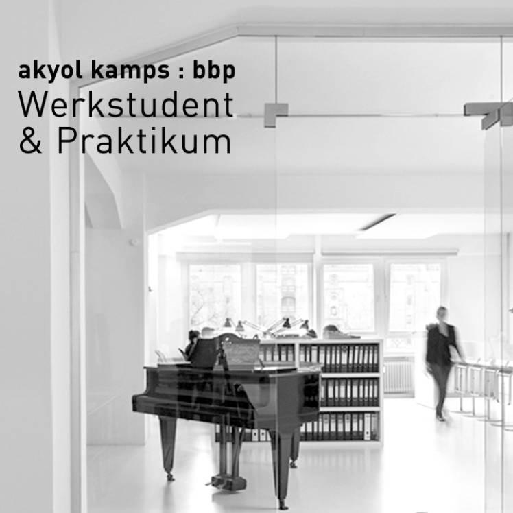 Oktober 2017 Werktstudent & Praktikum
