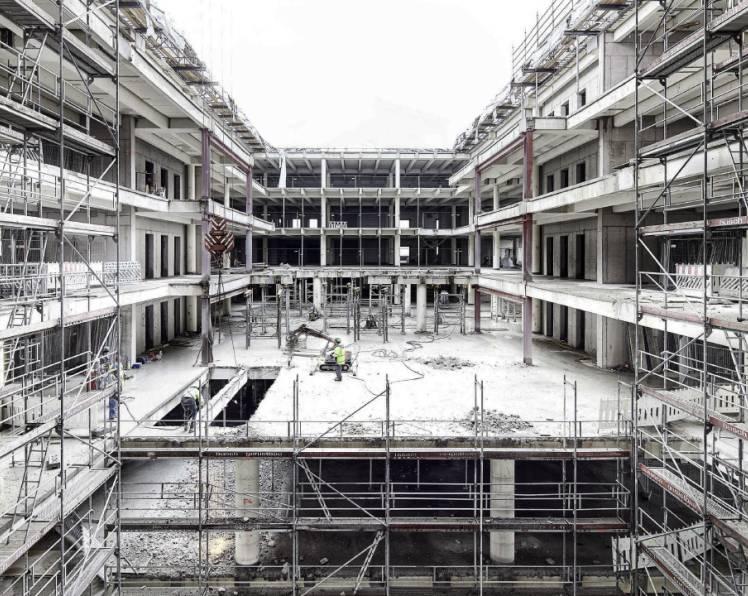 März 2020 - Otto GOeast Baustelle