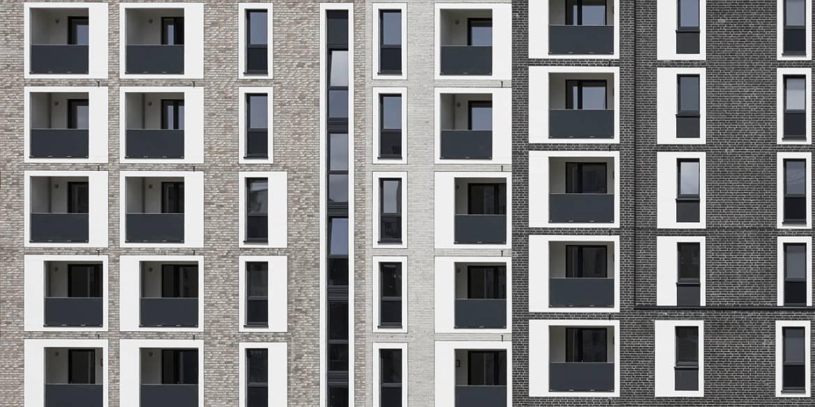 September 2018 - Fertigstellung Neue Mitte Altona BF 1a.01 und 1a.07