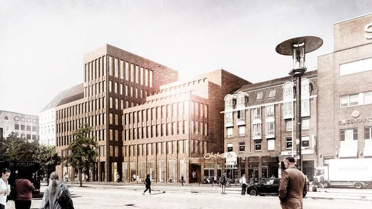 Büro- und Geschäftshaus Kiel