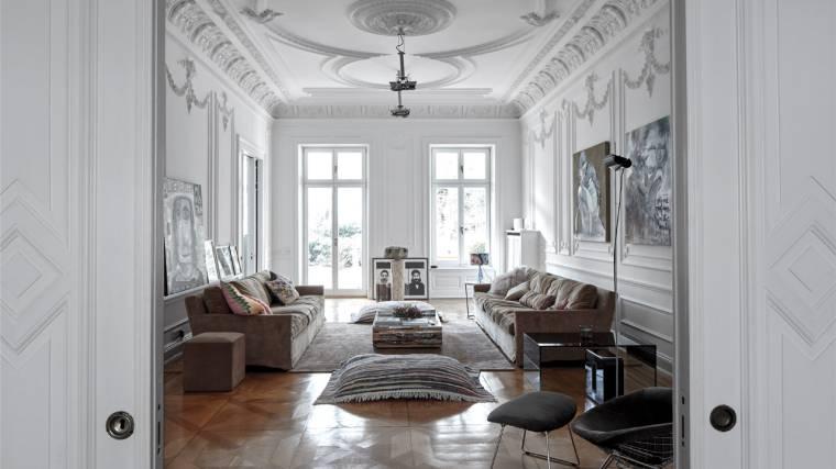 Wohnung W