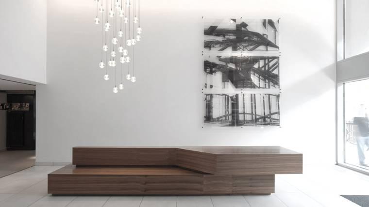 Lobby Neuer Wall 43 / Alsterarkaden 27