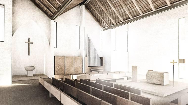 Kirche Glinde