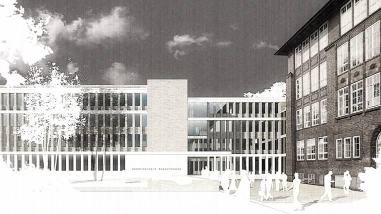 Berufsschule Burgstrasse