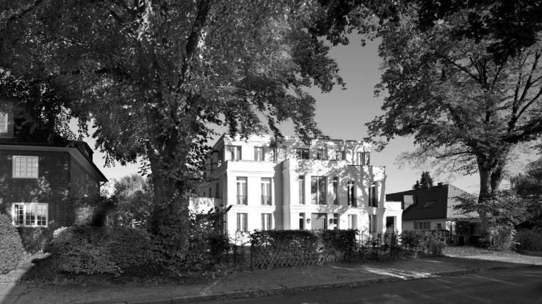 Mehrfamilienhaus Othmarschen